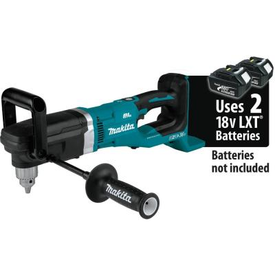 18-Volt X2 LXT Lithium-Ion (36-Volt) Brushless Cordless 1/2 in. Right Angle Drill (Tool-Only)