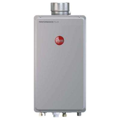 Performance Plus 9.5 GPM Natural Gas Indoor Smart Tankless Water Heater