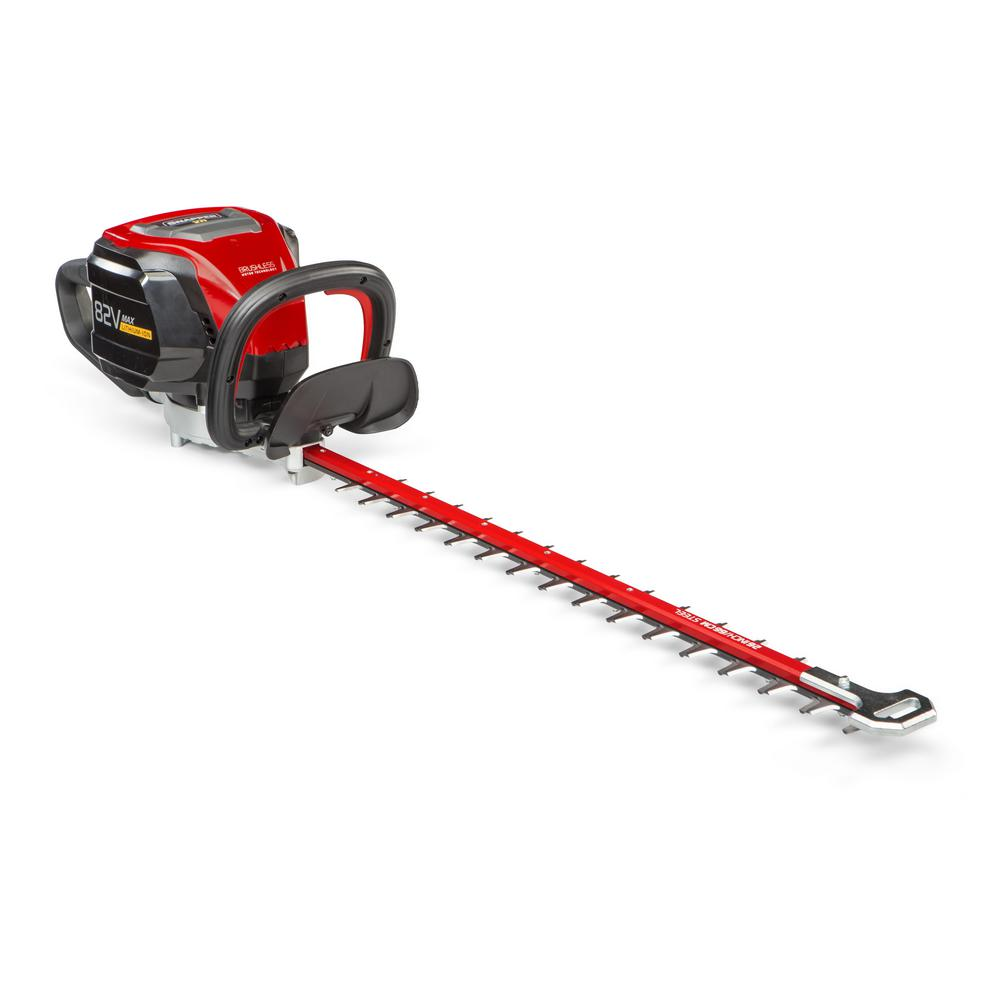 82-Volt Max Lithium Ion Dual Action Cordless 26 in. Hedge Trimmer