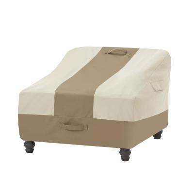 Patio Lounge Deep Chair Cover (2 Pack)