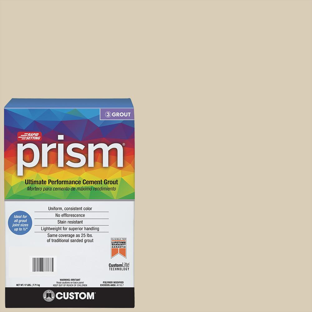Prism #10 Antique White 17 lb. Grout