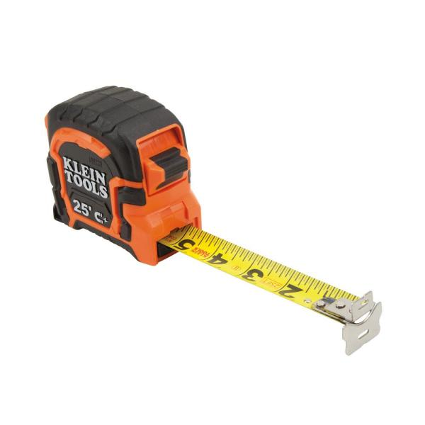 25 ft. Double-Hook Magnetic Tape Measure