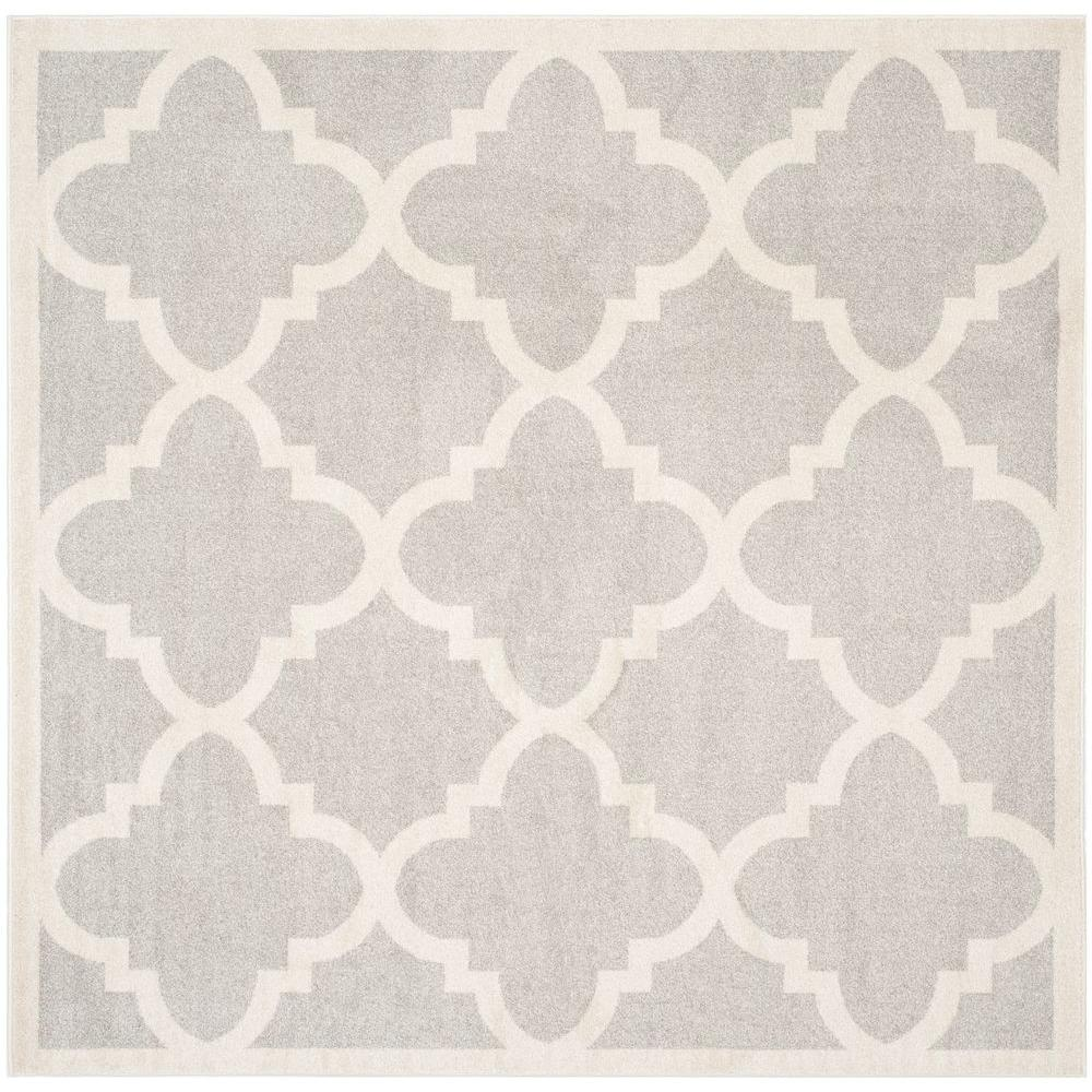 Safavieh Amherst Light Gray Beige 9 Ft X Indoor Outdoor