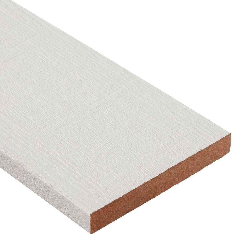 Miratec 1 In X 6 In X 8 Ft Trim Mdf Board 808213 The Home Depot