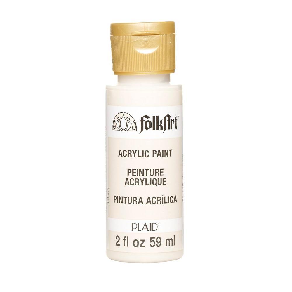 FolkArt 2 oz. Parchment Acrylic Craft Paint