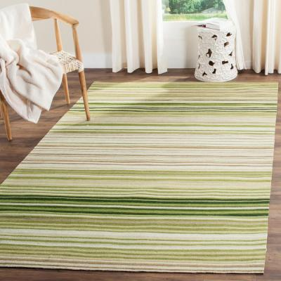Safavieh Marbella Green 8 Ft X 10 Ft Area Rug Mrb273a 8 The Home Depot