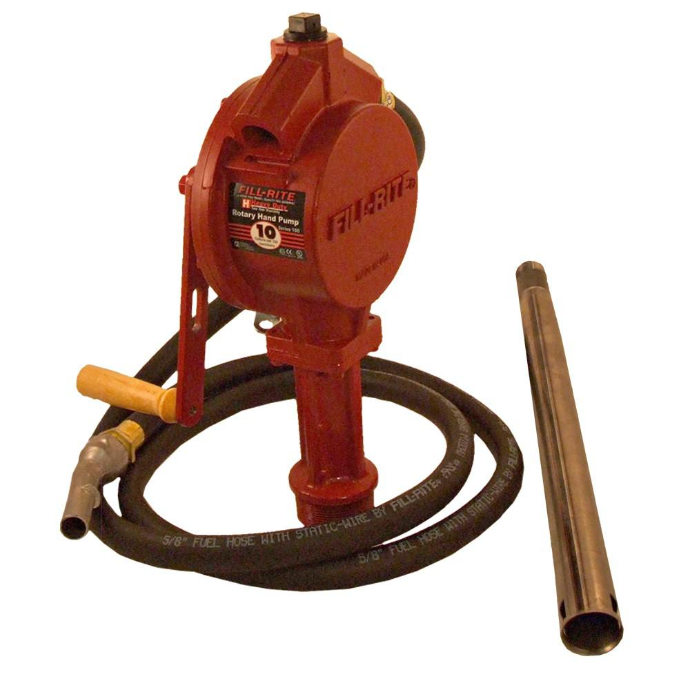Heavy Duty Manual Rotary Hand Pump