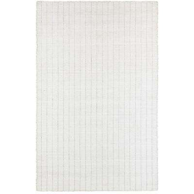 Cottage White Area Rugs The Home Depot