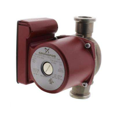 UP15-29SU 1/12 HP 115-Volt Circulator Pump with NPT Union Connection