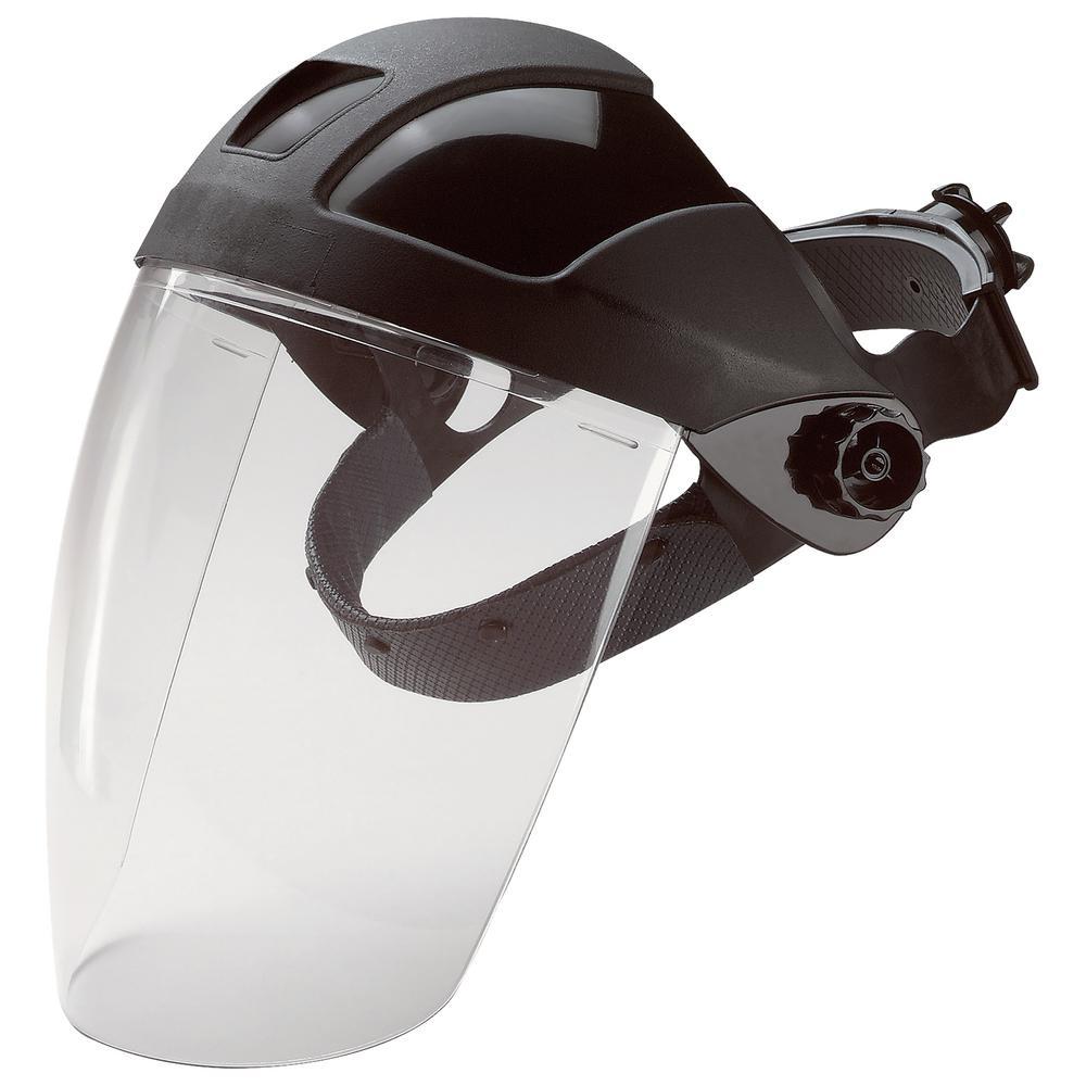 E12 Black Deluxe Headgear System
