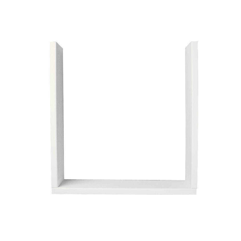 Swan Easy Up Adhesive Solid Surface Window Trim Kit In Ta