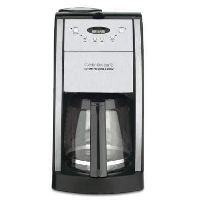 Grind and Brew 12-Cup Automatic Coffee Maker