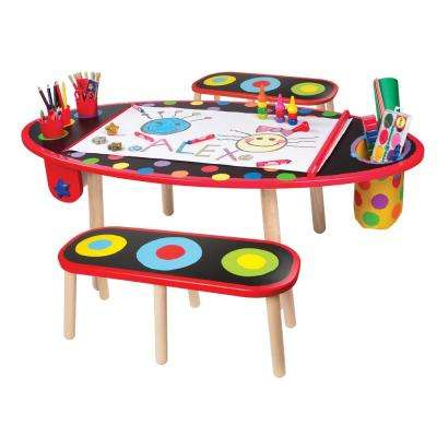 Artist Studio Super Art Table with Paper Roll