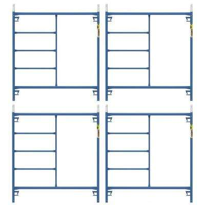 Saferstack 5 ft. x 5 ft. x Mason Scaffold Frame (4-Pack)