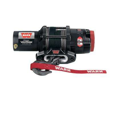 ProVantage 3500-S 3,500 lb. Winch with Synthetic Rope