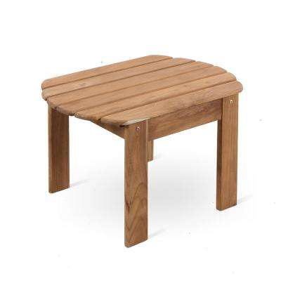 Heaton Wood Outdoor Side Table