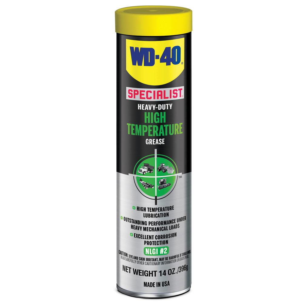 WD-40 SPECIALIST 14 oz  Heavy-Duty High Temperature Grease
