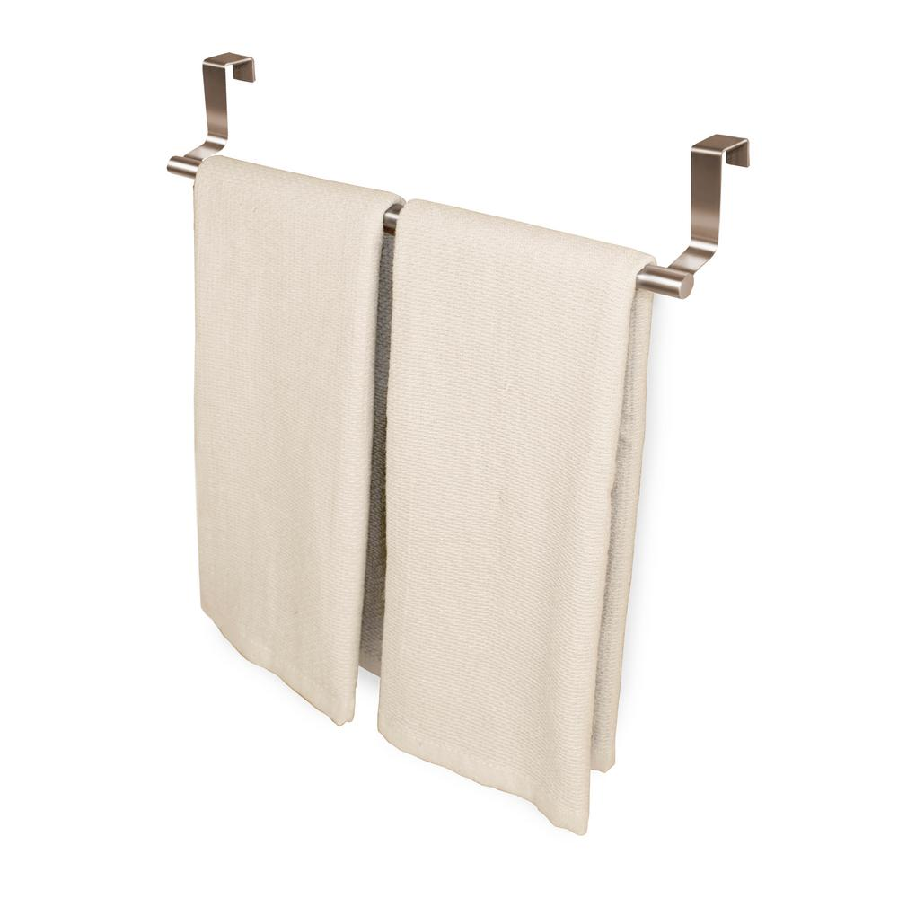 YouCopia 9 in. to 16-3/8 in. Expandable Over the Cabinet Door ...