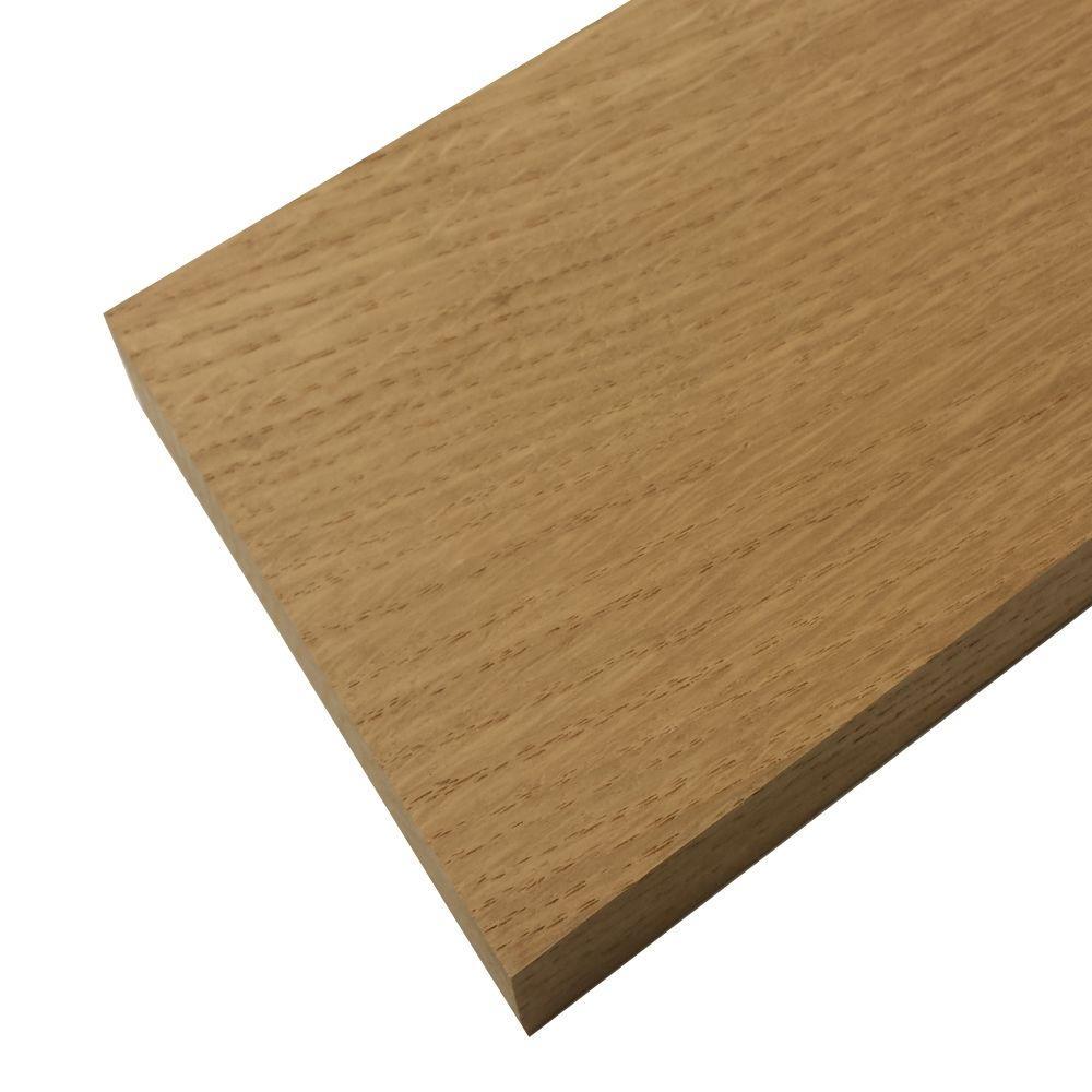 Swaner Hardwood 1 In X 2 In X Random Length S4s White