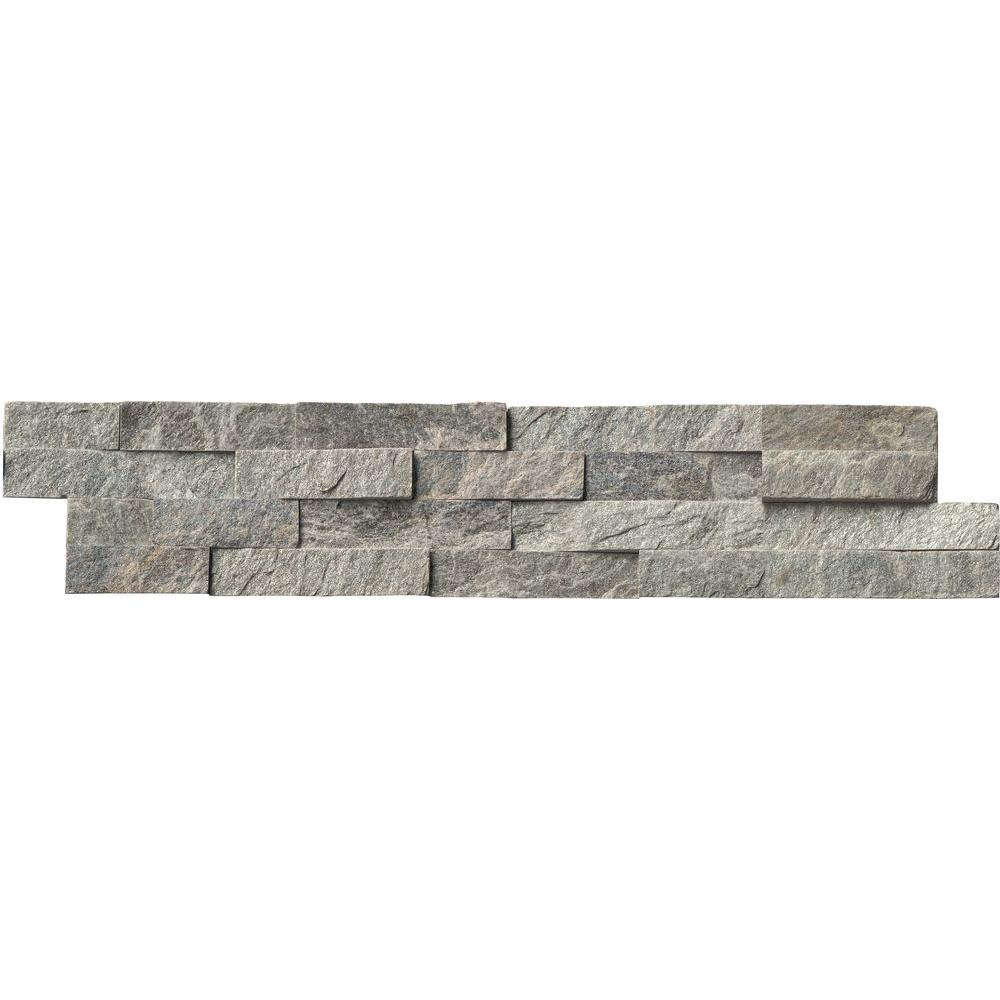 Slate Tile - Natural Stone Tile - The Home Depot