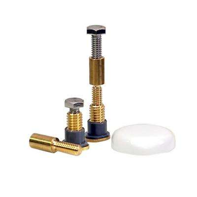 Zero Cut Bolts Toilet Mounting Bolts (2-Pack)