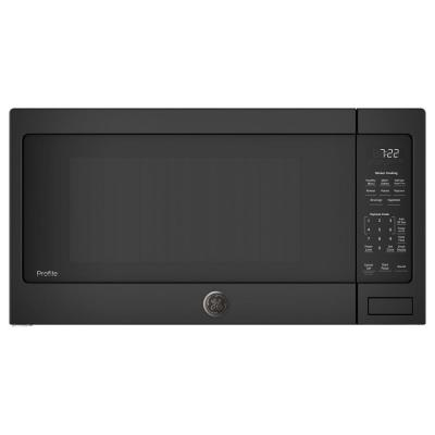 Ge Profile 2 Cu Ft Countertop Microwave In Stainless