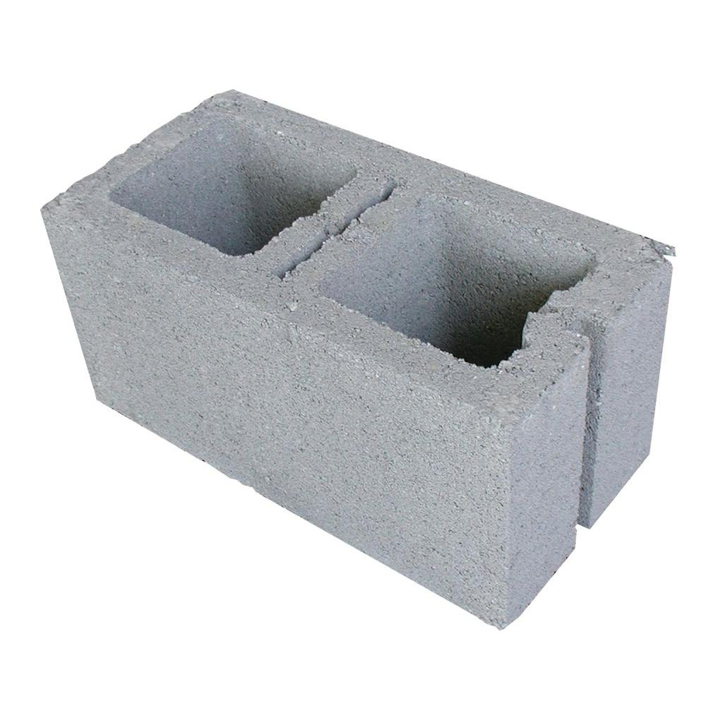 16 In. X 8 In. X 12 In. Concrete Block-30163117