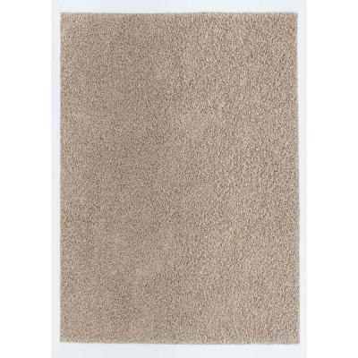 Kennedy Shag Honey Comb 2 ft. x 6 ft. Runner Rug