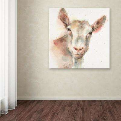 """24 in. x 24 in. """"Farm Friends I"""" by Lisa Audit Printed Canvas Wall Art"""