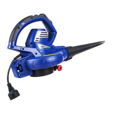 240 Mph 494 CFM 12 Amp Electric Variable Speed Handheld Leaf Blower