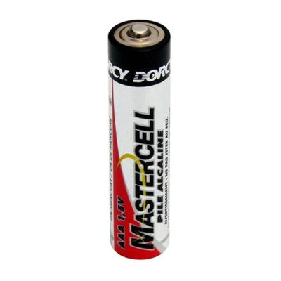 Master Cell Long-Lasting AA-Cell Alkaline Manganese Battery (4-Pack)