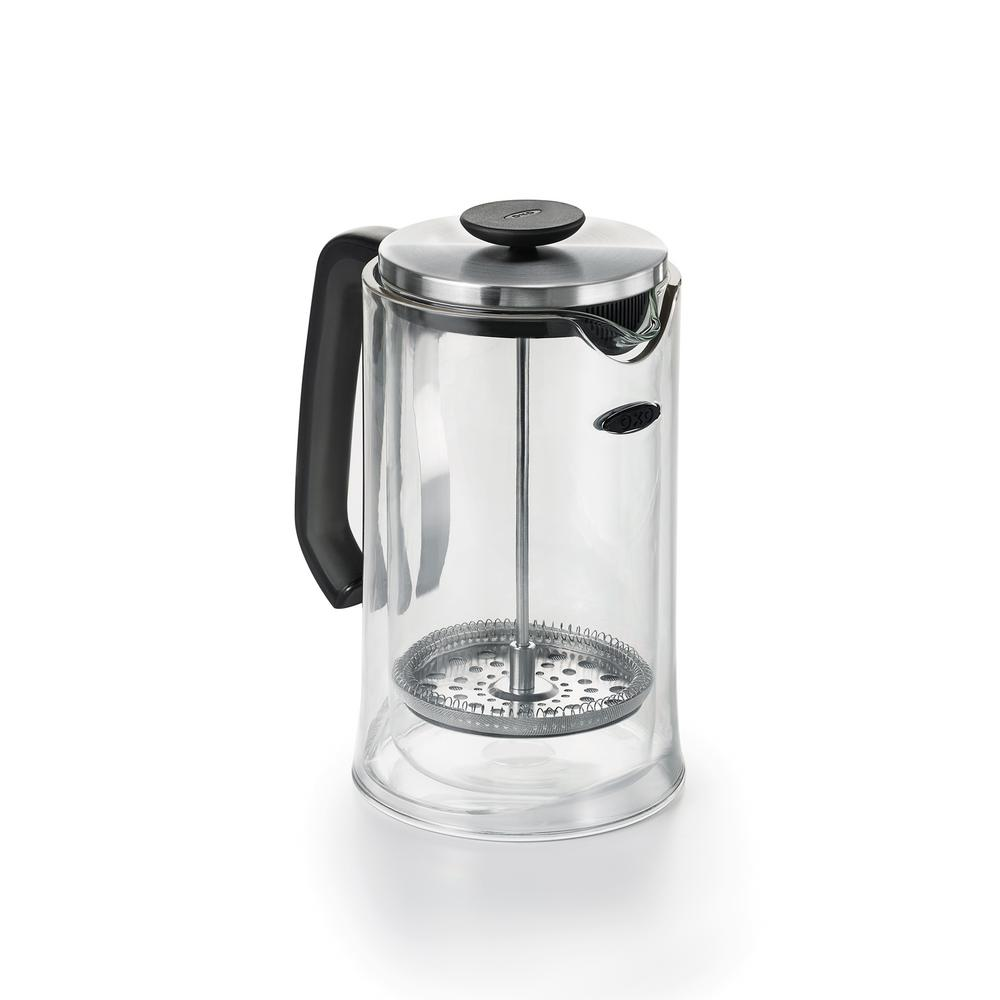 Oxo Good Grips 8 Cup Impact Double Wall French Press Coffee Maker