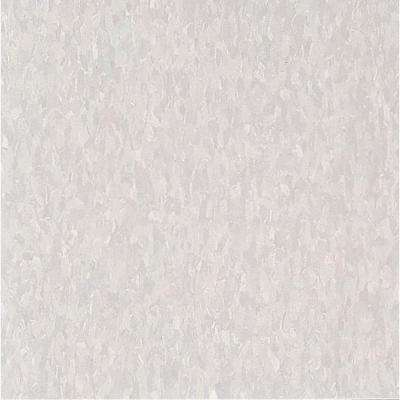 Take Home Sample - Imperial Texture VCT Soft Warm Gray Standard Excelon Commercial Vinyl Tile - 6 in. x 6 in.
