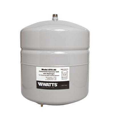 Series ETX Non-Potable Water Expansion Tank