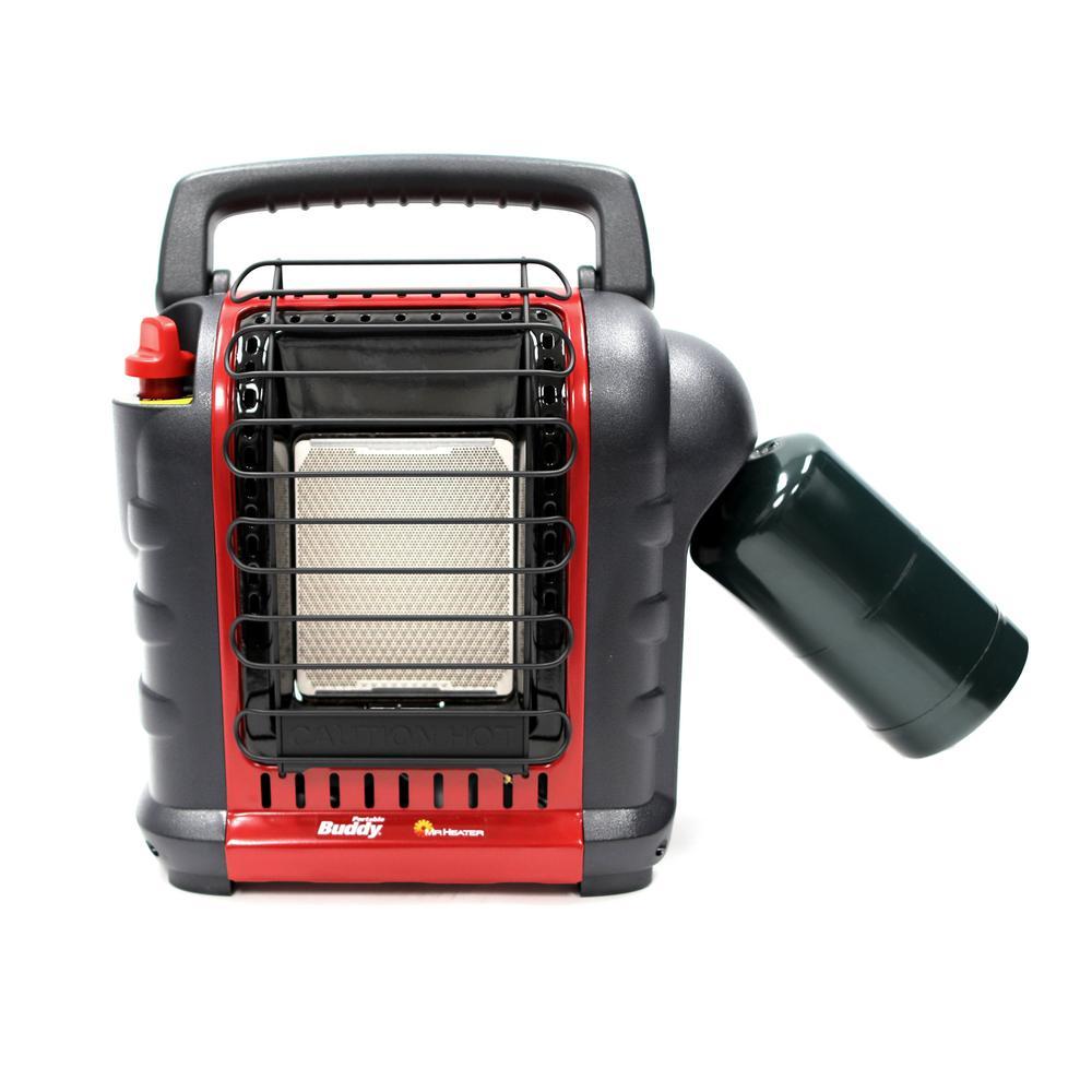 9,000 BTU Radiant Propane Heater (Massachusetts/Canada) Version