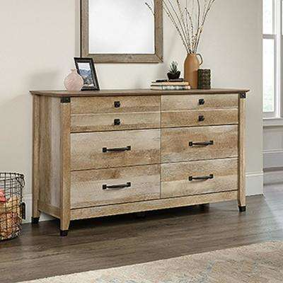 Rustic Dressers Chests Bedroom Furniture The Home Depot