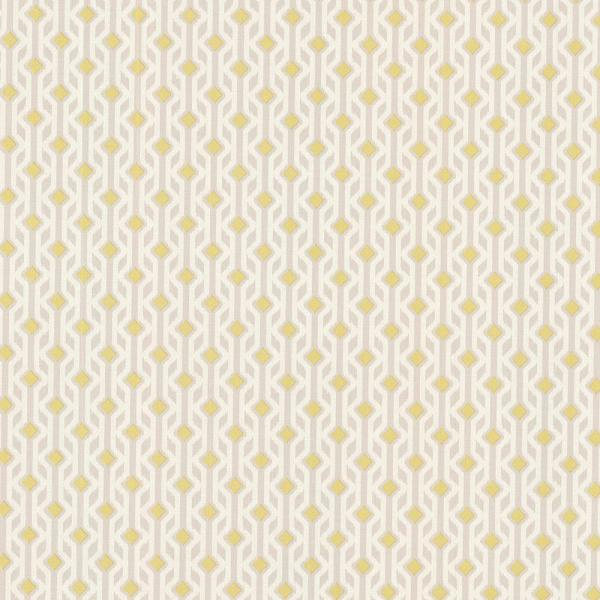Brewster 56.4 sq. ft. Emmett Yellow Tribal Geometric Wallpaper 2532-20441
