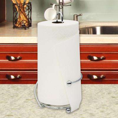 Paper Towel Holder in Chrome