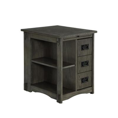 Ramirez Side Table Grey