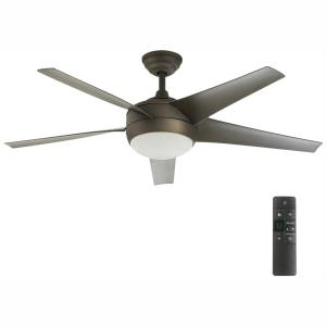 home decorators collection windward iv 52 in led indoor brushedhome decorators collection windward iv 52 in led indoor oil rubbed bronze ceiling fan