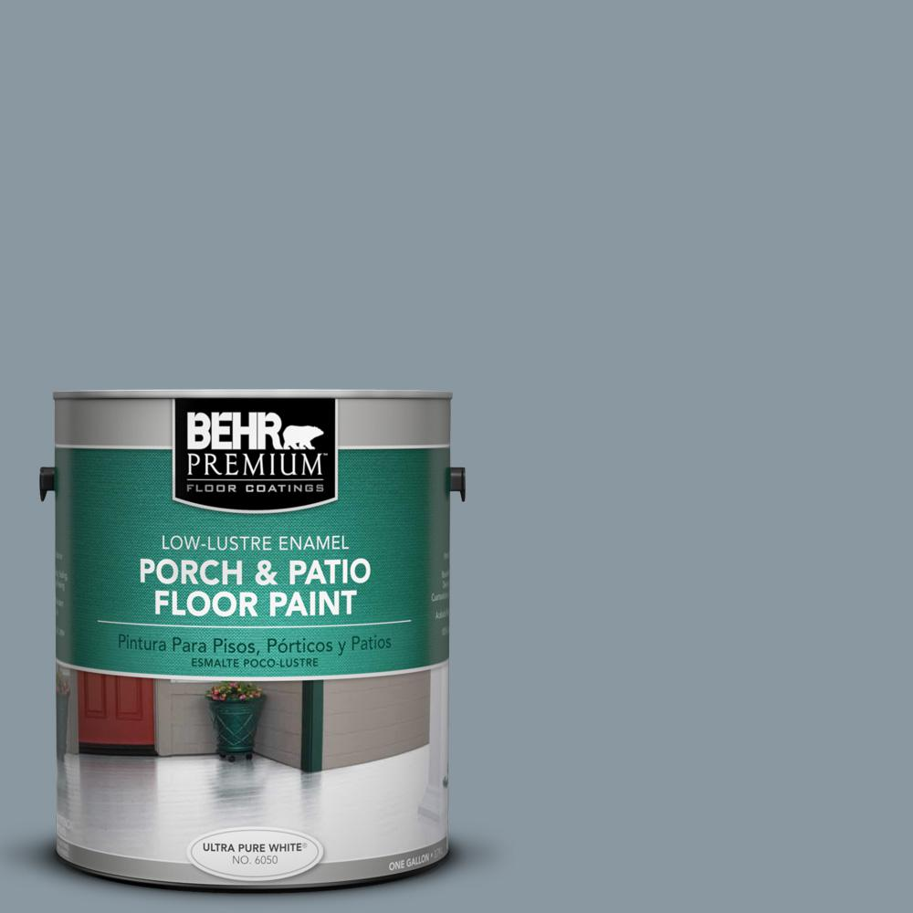N490 4 Teton Blue Low Re Interior Exterior Porch And Patio Floor Paint