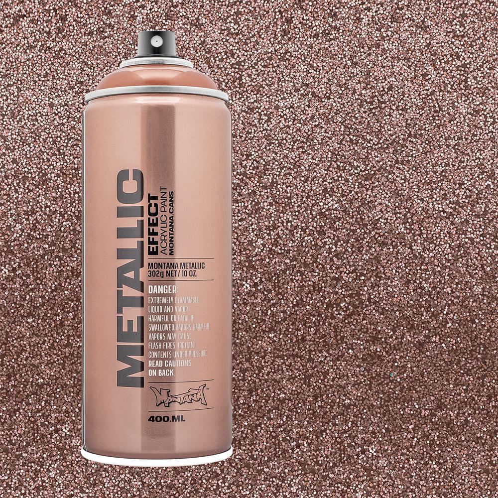 Montana 13 Oz Effect Metallic Copper Spray Paint 078503