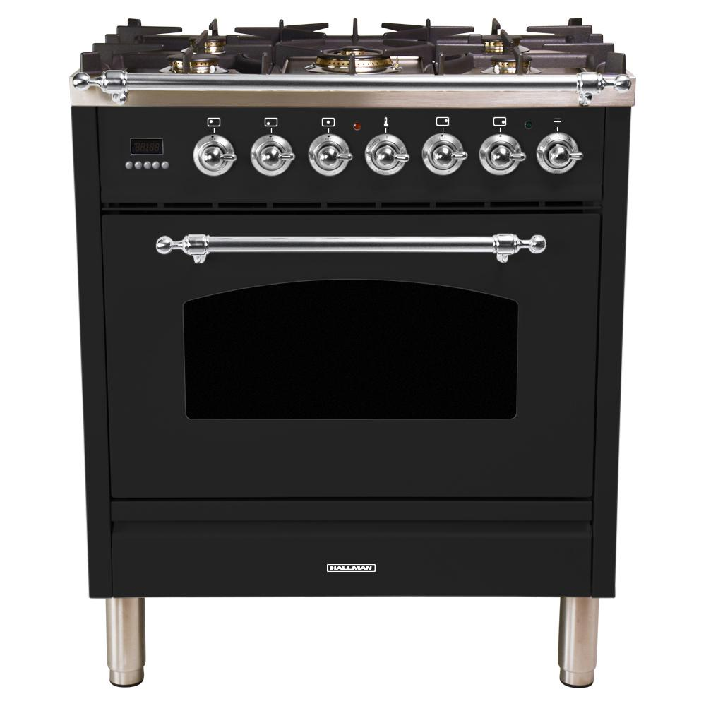 Exceptionnel Single Oven Italian Gas Range With True