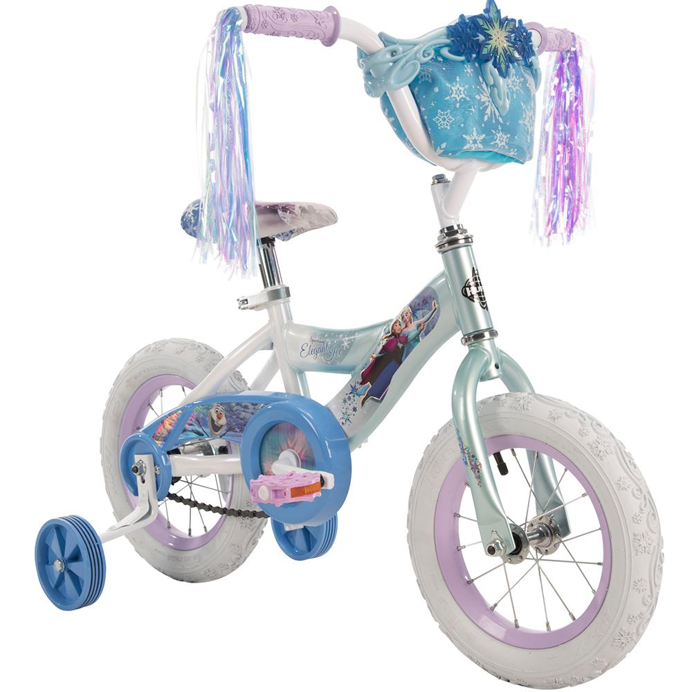 b057f52dab6 Huffy 12 in. Girls Disney Frozen Bike-22238 - The Home Depot