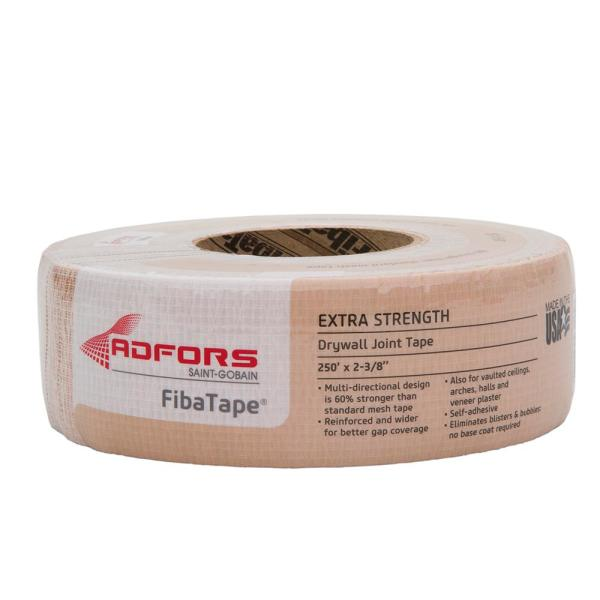 250 ft. Extra-Strength Self-Adhesive Mesh Drywall Joint Tape