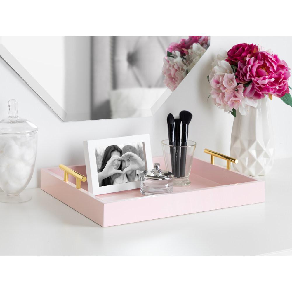Lipton Pink Decorative Tray