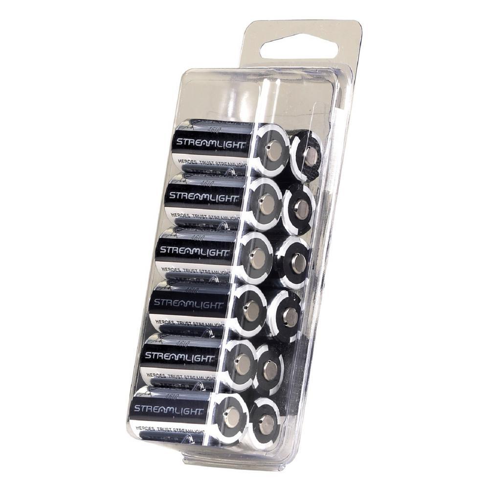 Streamlight CR123 Lithium 3-Volt Battery (12-Pack)