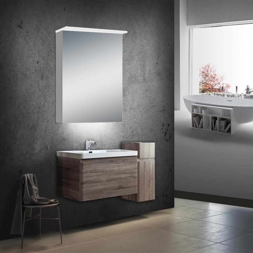 LED Mirror 20x28 Storage Function Mirror