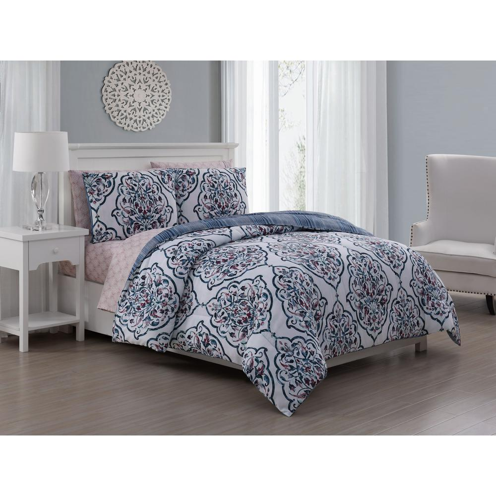 Lalit 7-Piece King Bed in a Bag