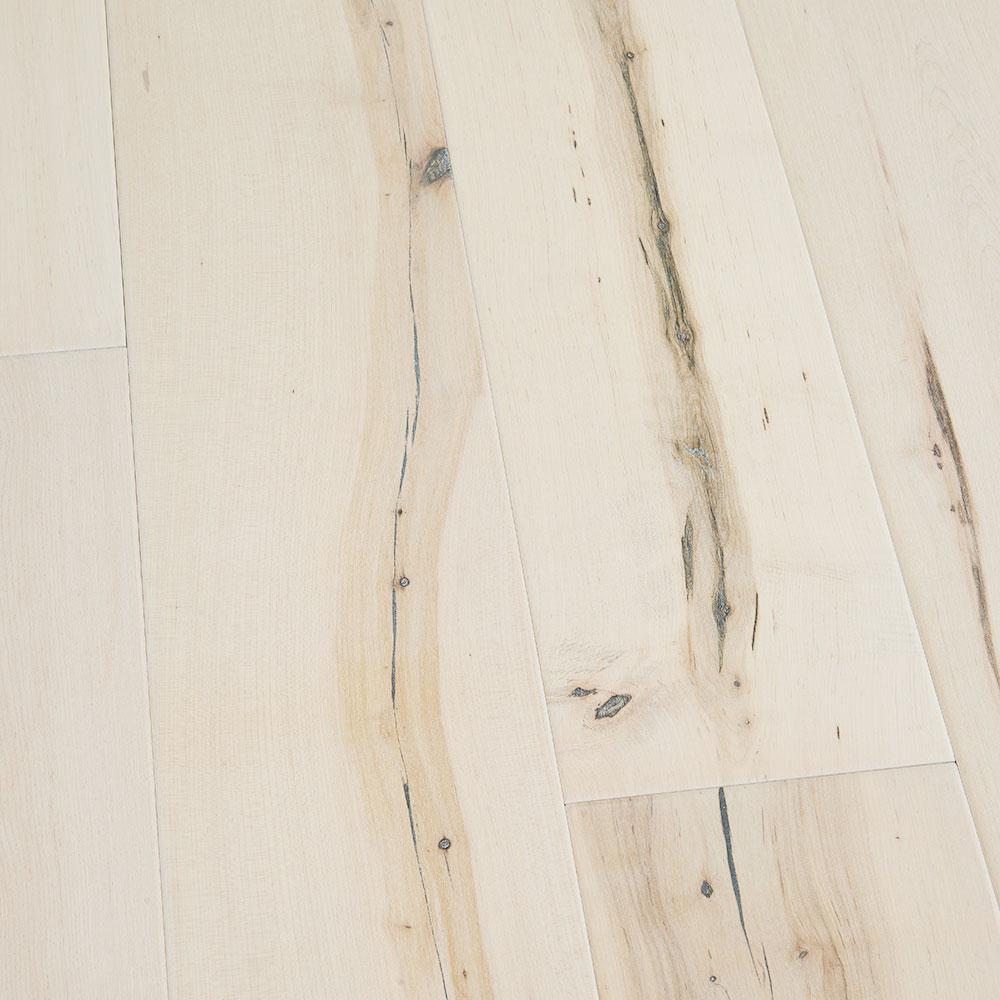 White Hardwood Flooring Flooring The Home Depot